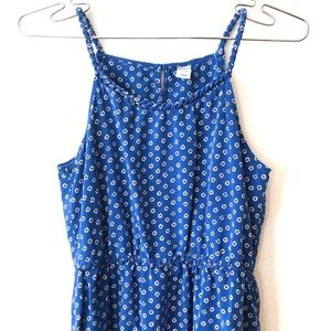 ✨ Old Navy braided blue dress
